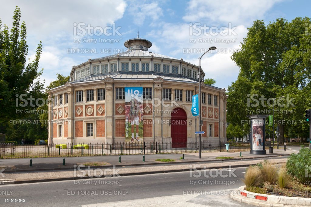 Reims Circus - Royalty-free Architectural Dome Stock Photo
