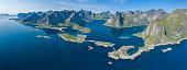 istock Reine, Lofoten, Norway 1168610489