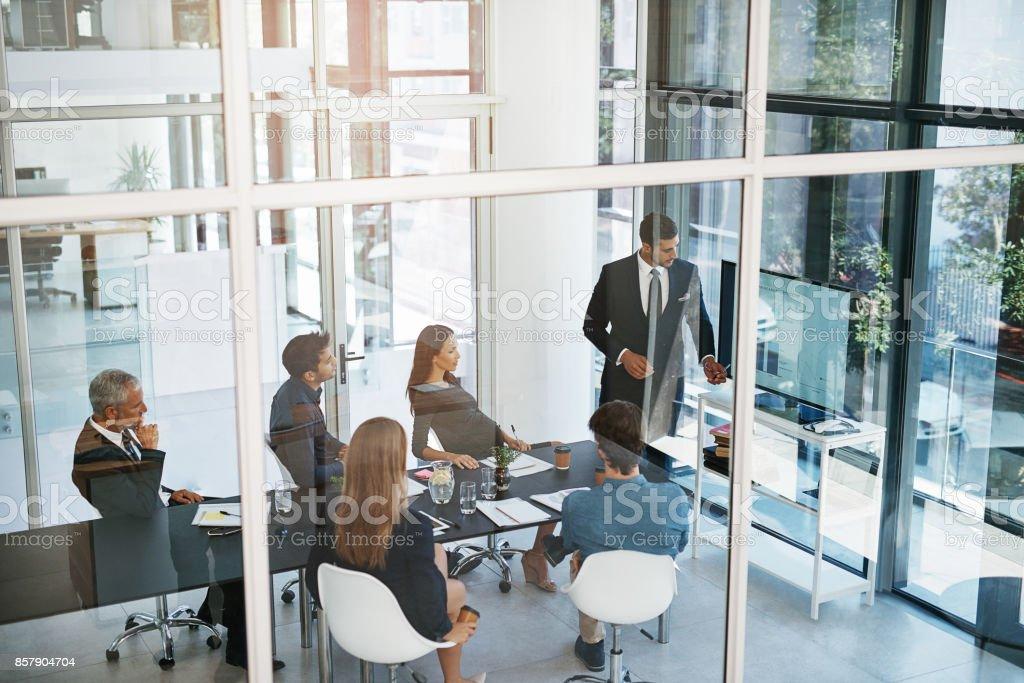 Das Unternehmen neu zu erfinden – Foto