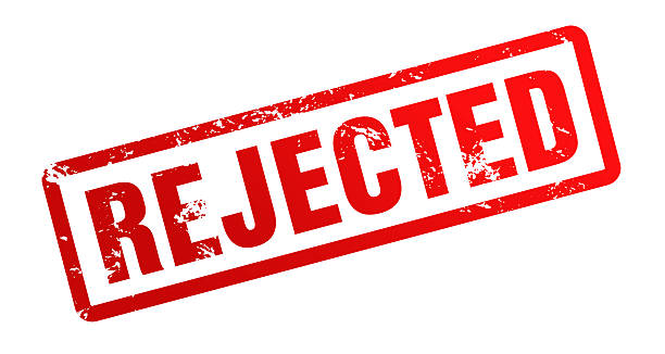 Rejected Rejected rejection stock pictures, royalty-free photos & images