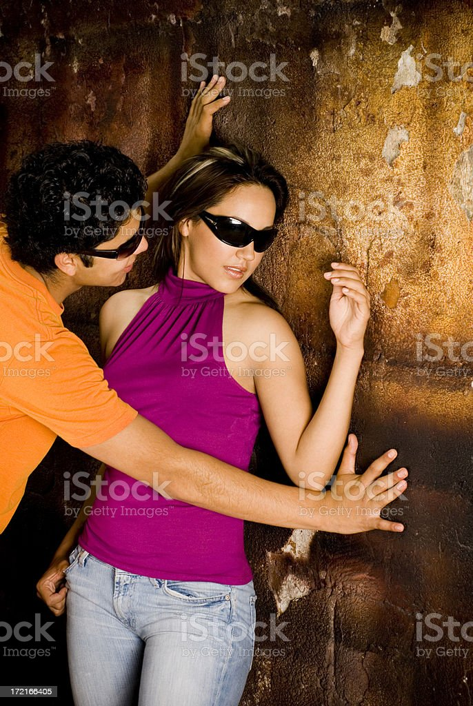 Rejection royalty-free stock photo