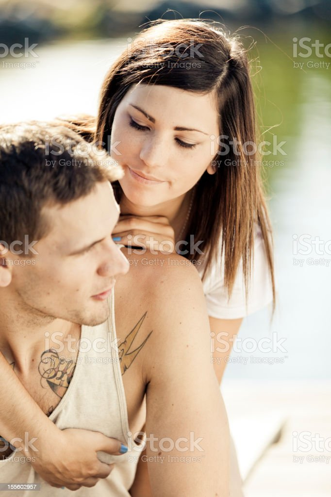 Relationship And Communication royalty-free stock photo