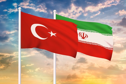 istock Relationship between the Turkey and the Iran 1187325052