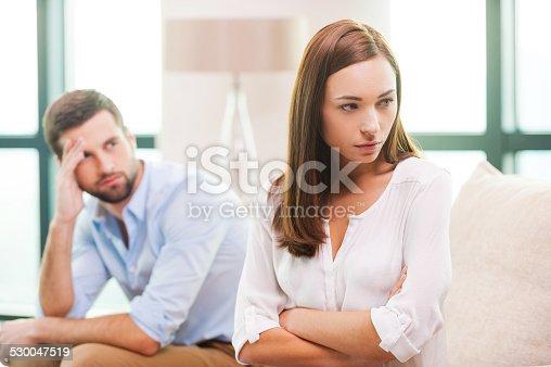468456828istockphoto Relationship difficulties. 530047519
