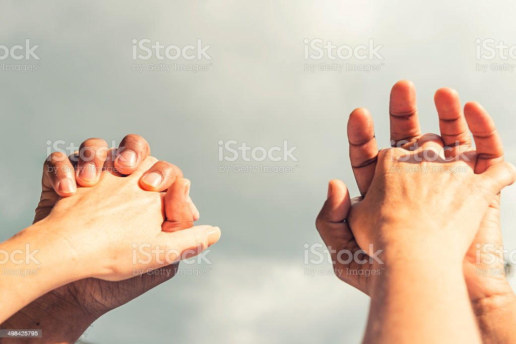 Relationship stock photo