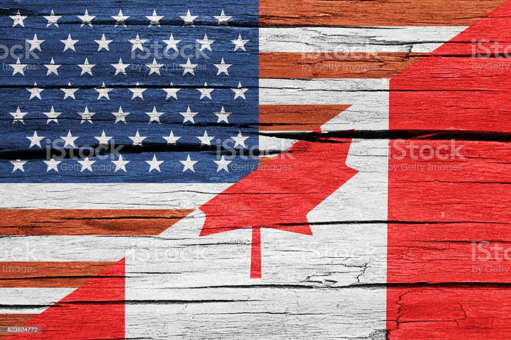 Relationship usacanada flags wood background stock photo more relationship usa canada flags wood background royalty free stock photo publicscrutiny Image collections