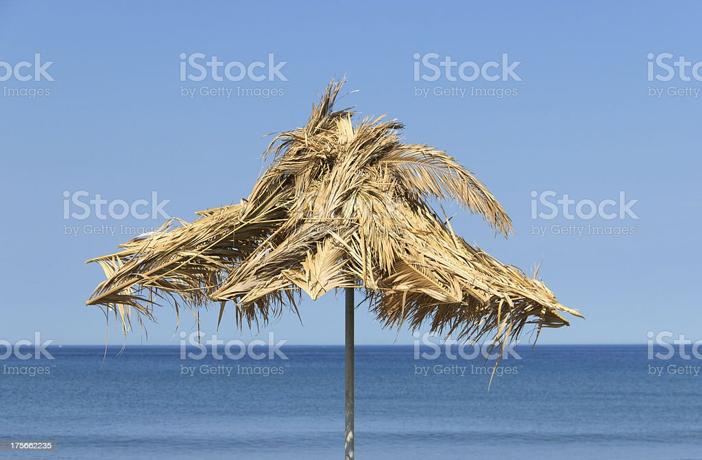 Relax Beach royalty-free stock photo