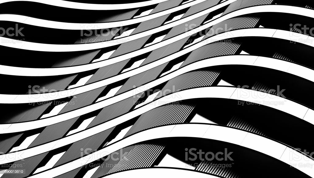 Relax In The City Redux - London Architecture stock photo