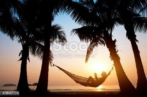 817409212 istock photo relax on the beach 478437174