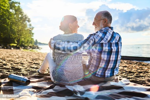 istock Relax on the beach 831683508