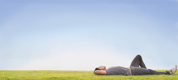 relax - reclining stock photos and pictures