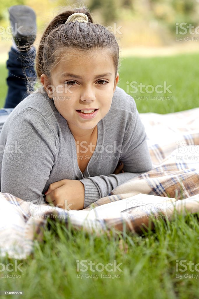 relaxation royalty-free stock photo