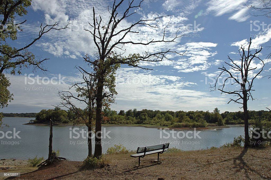 Relaxation Point royalty-free stock photo