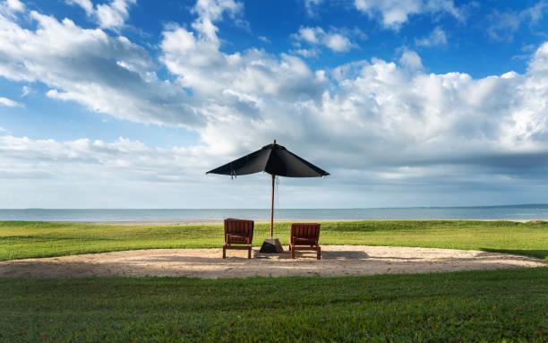 Entspannungsstation auf den Pazifikinseln – Foto