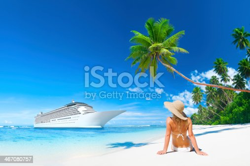 istock Relaxation time on the Beach 467080757