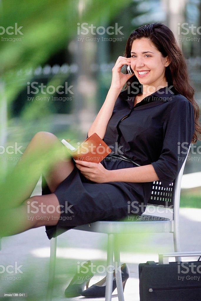 Свободный Деловая женщина Стоковые фото Стоковая фотография