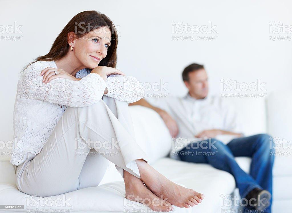 Entspannte Paar – Foto