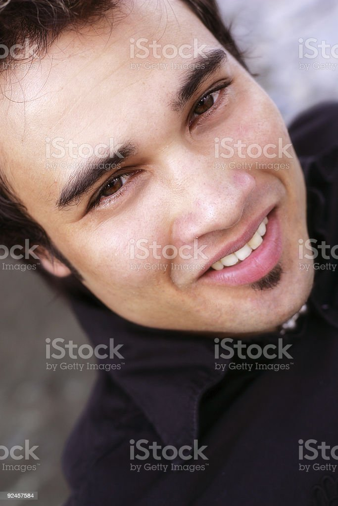 Relaxed Life royalty-free stock photo