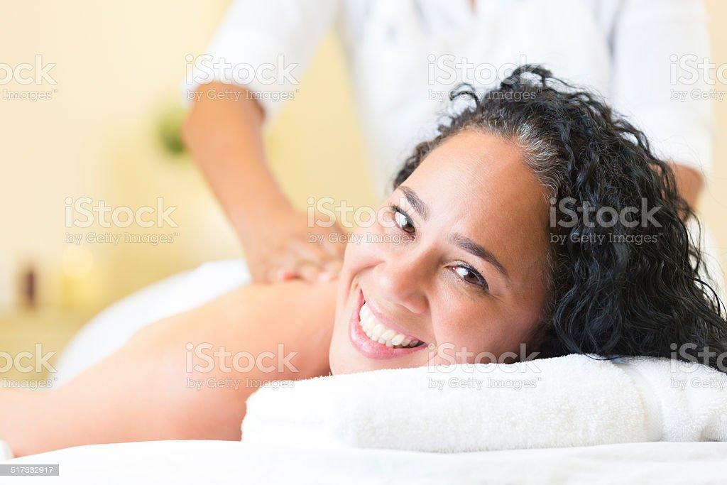 Adult mature massage