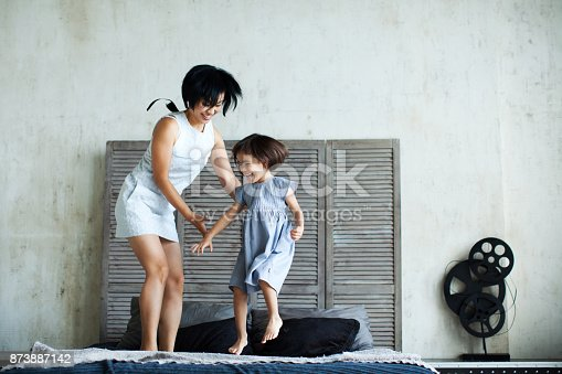 istock Relaxed Parenting 873887142