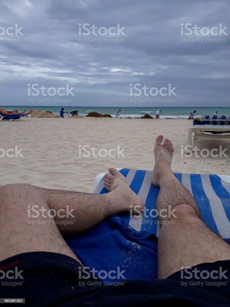 Relajado - foto de stock