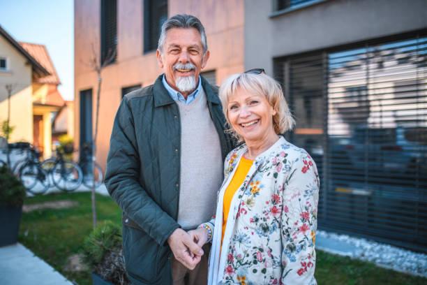 Entspannte Seniorenwohnungen – Foto