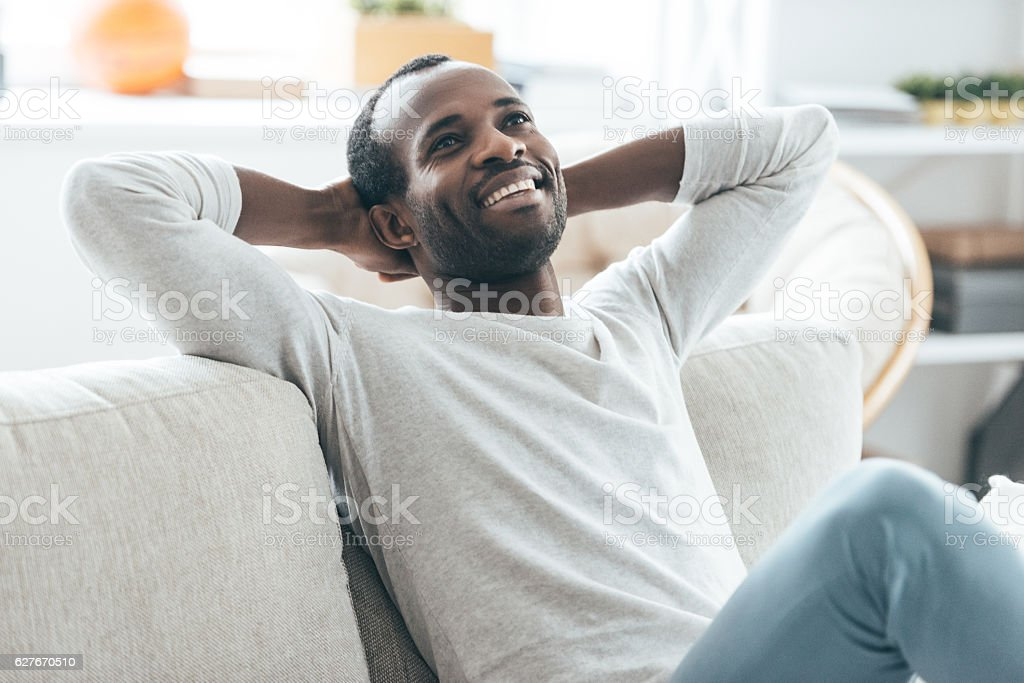 Image result for black person relaxing