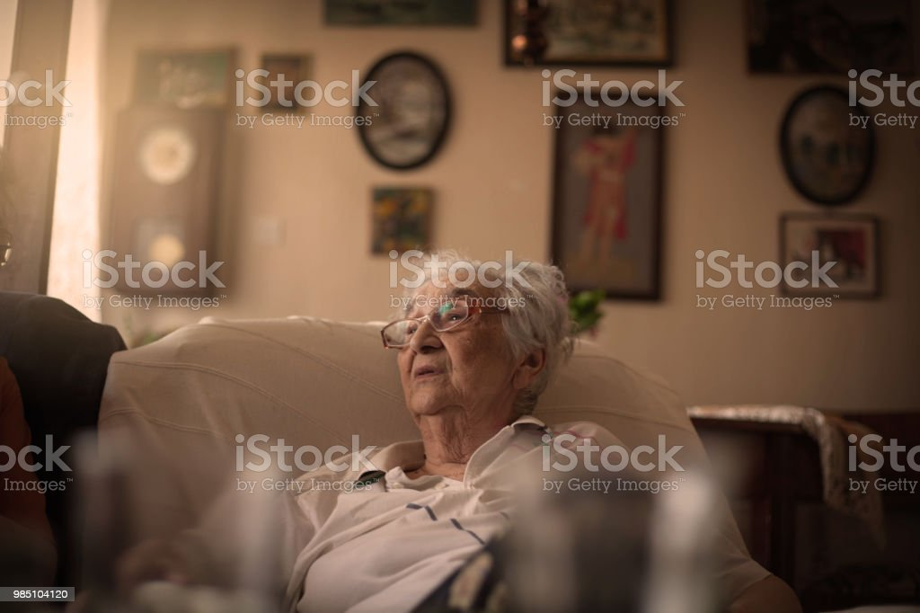 Relaxing at home. royalty-free stock photo