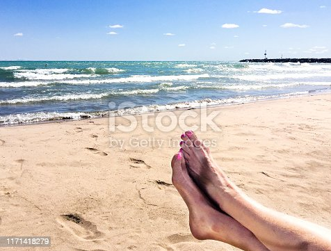 istock Relaxing at the Beach 1171418279