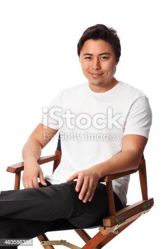 istock Relaxing for a second 463586335