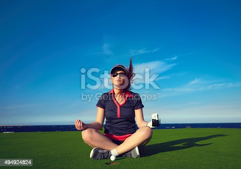 istock relaxing for the next game 494924824