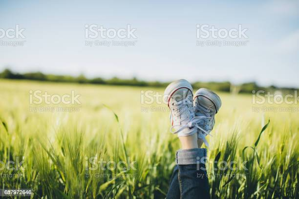 Relaxing in field of wheat picture id687972646?b=1&k=6&m=687972646&s=612x612&h=swp7zq4wikkdrrgbee mpqowcwesgvjdqqzak5bmmgk=