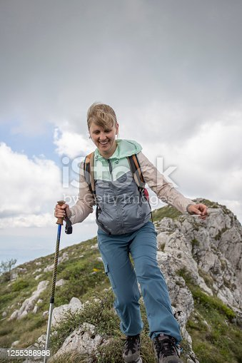 istock Relaxing in nature 1255386986