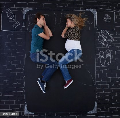 istock Relaxing moments 495694890