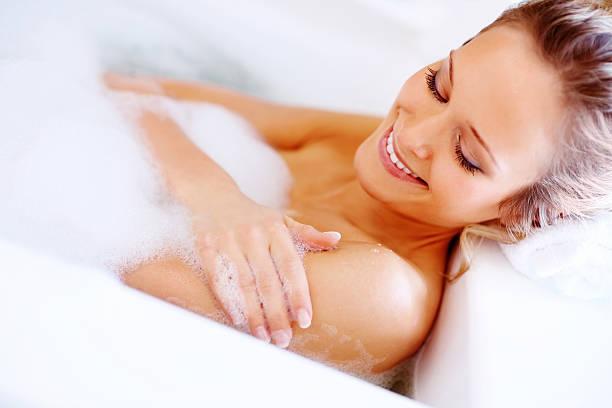 Entspannen Sie sich in einem luxuriös weiche Haut – Foto