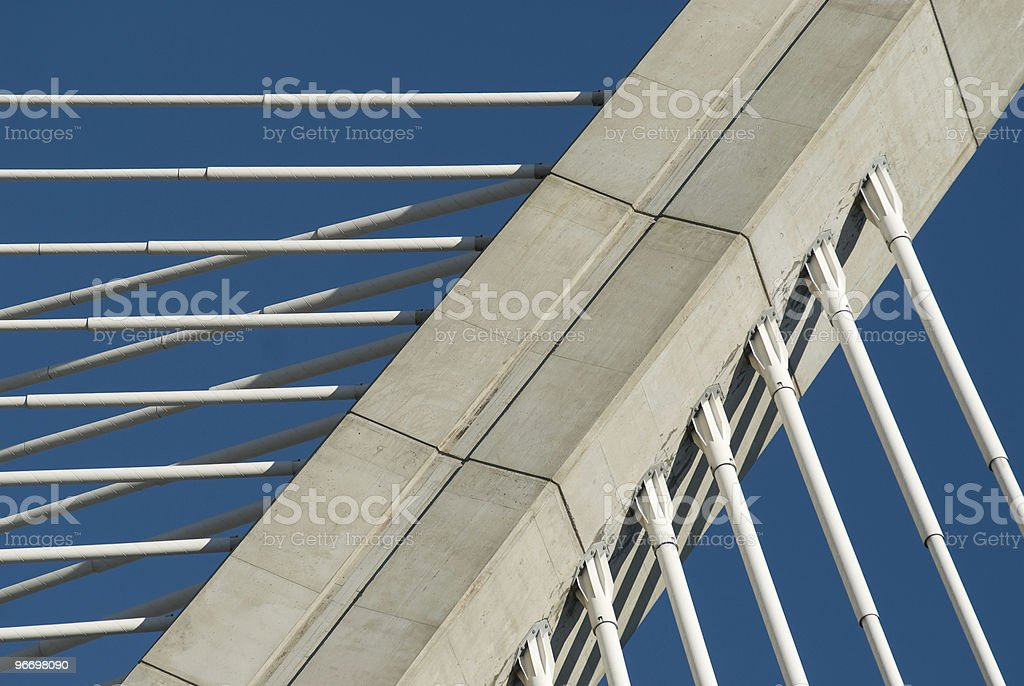 Reliable connection stock photo