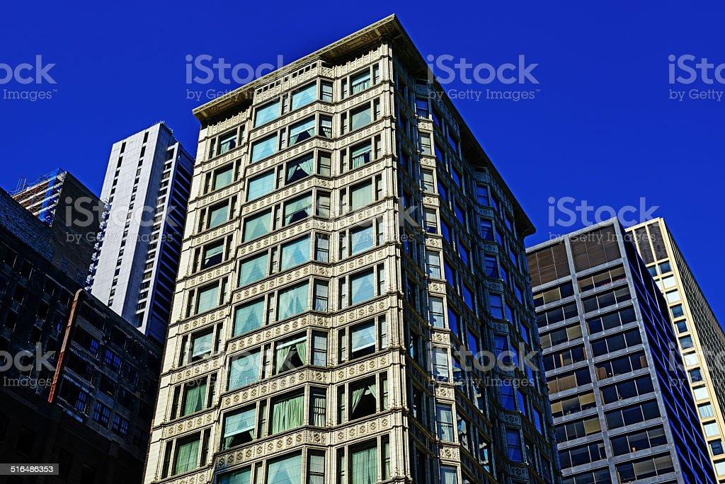 Reliance Building dans le Loop, à Chicago - Photo