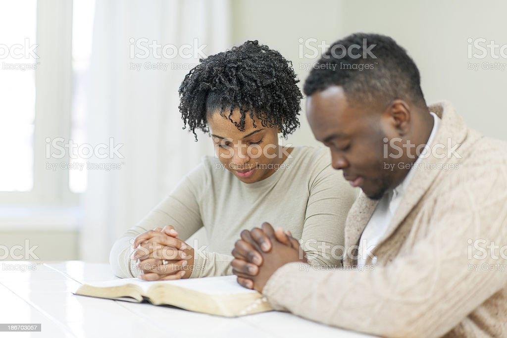 Religion and Prayer royalty-free stock photo