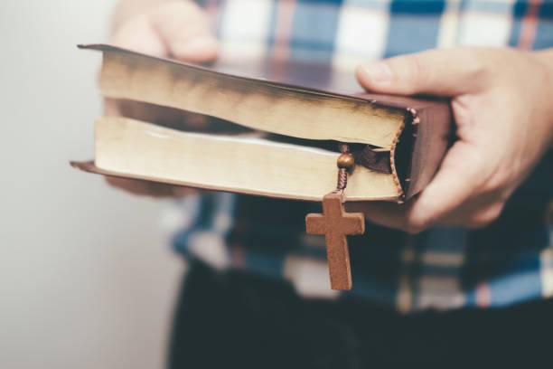 Religion Christentum Konzept Hintergrund. – Foto