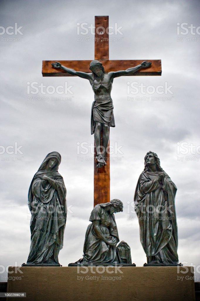 Religious Iconography 101 stock photo