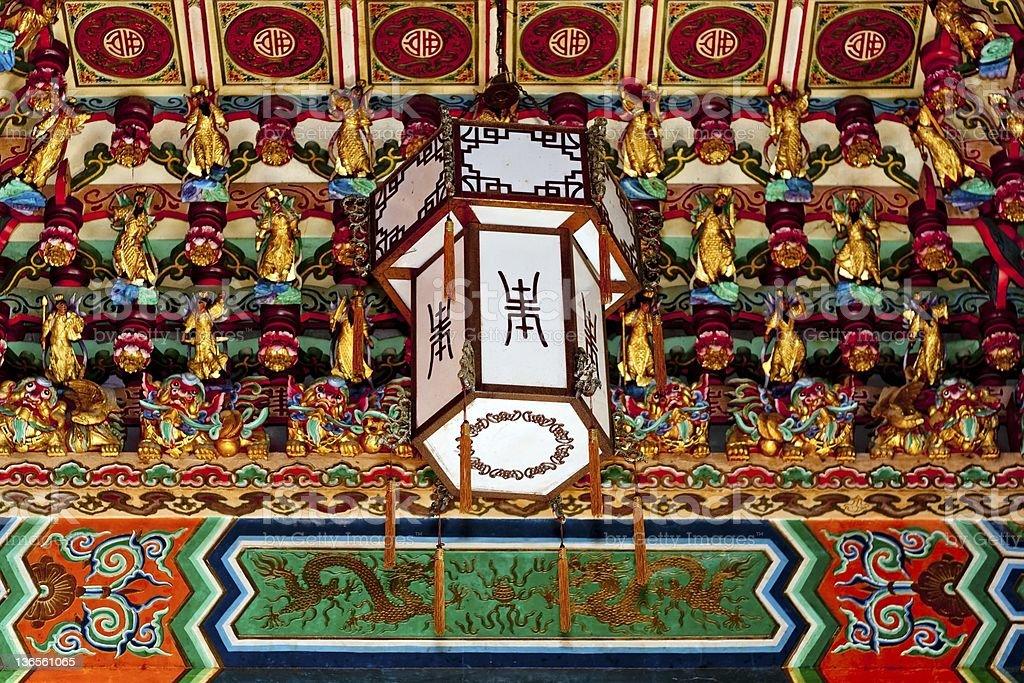 religious lantern royalty-free stock photo