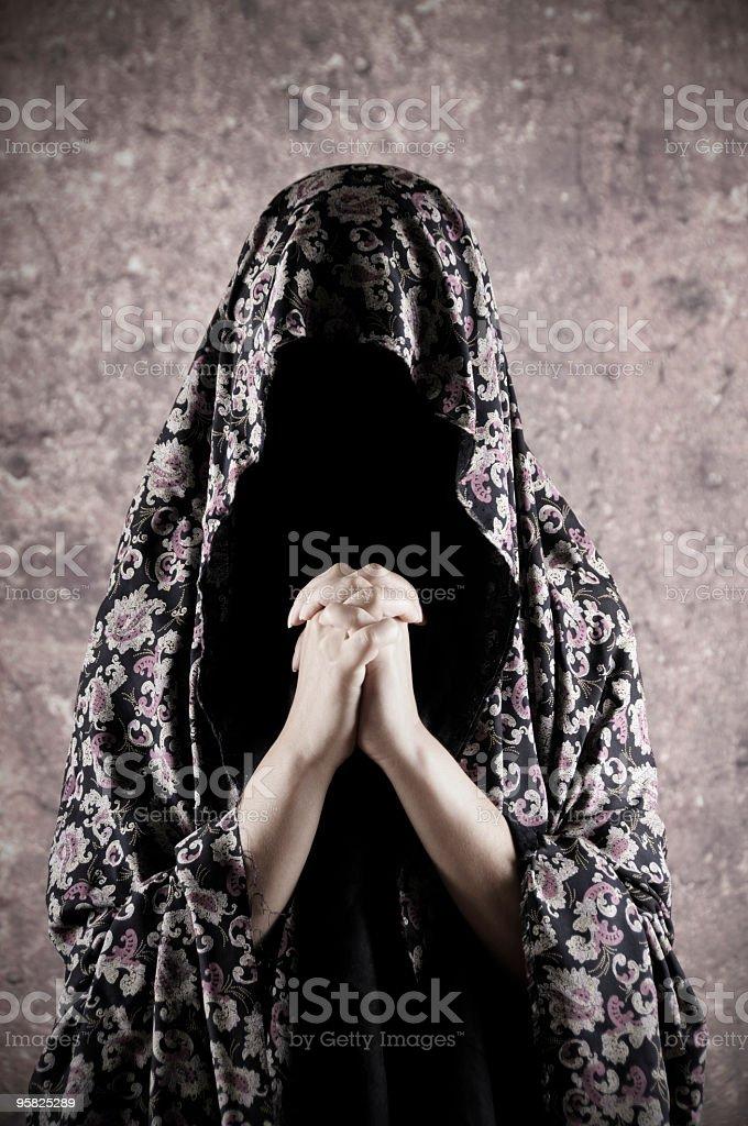 Religious Order stock photo