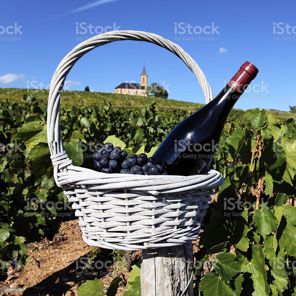 religious wine royalty-free stock photo