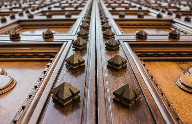 Religiöse Holz – Foto