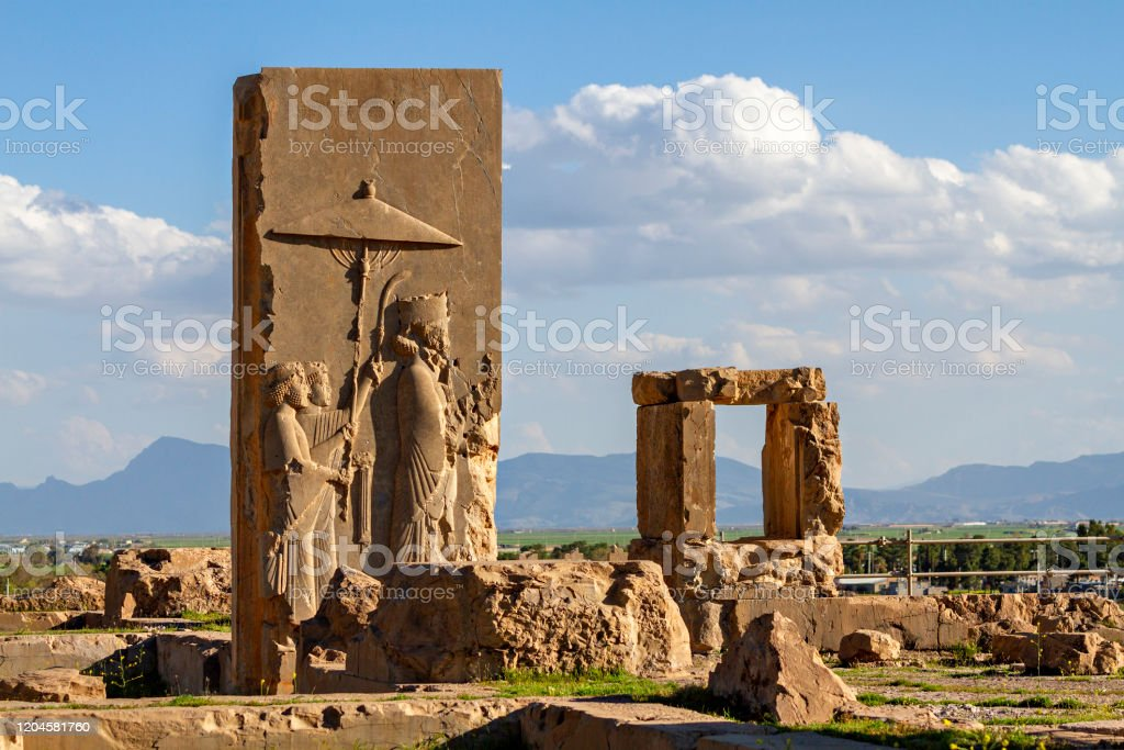 Remains Of Persepolis Antique Persian City Iran Stock Photo Download Image Now Istock