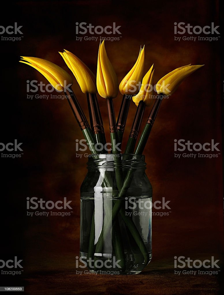 rembrandt royalty-free stock photo