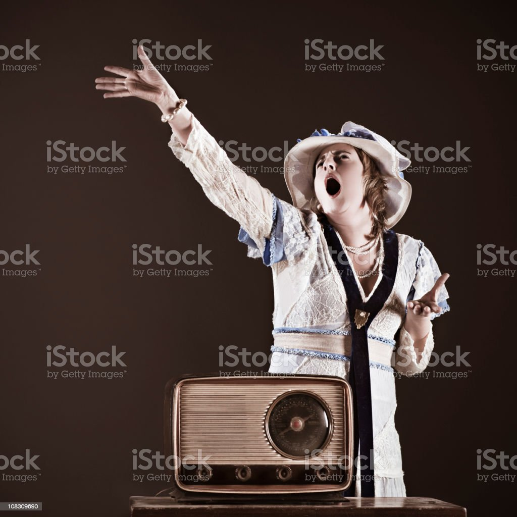 Remember Songs royalty-free stock photo