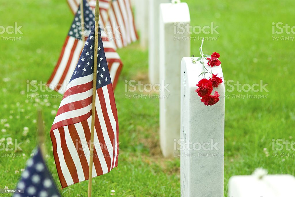 Remember the fallen stock photo