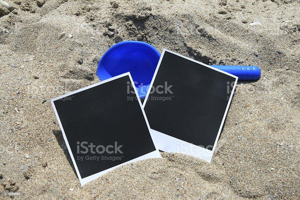 Remember the summer (series) royaltyfri bildbanksbilder