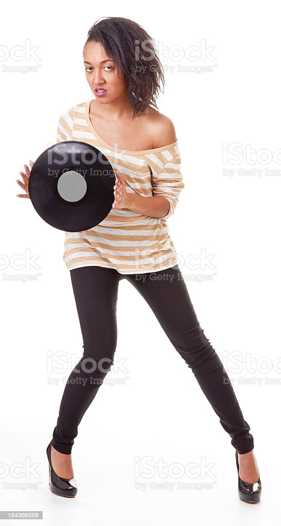 I remember this tune royalty-free stock photo